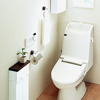 トイレ クロス貼り替え 天井・壁一式