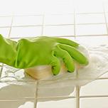 お風呂の清掃