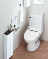 トイレ クッションフロアー交換 広島