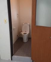 和式トイレ→洋式トイレ リフォーム工事
